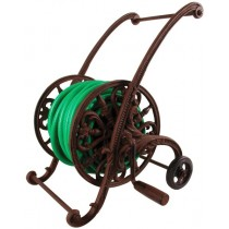 Esschert Design Cast iron garden hose cart | Trends & Vision