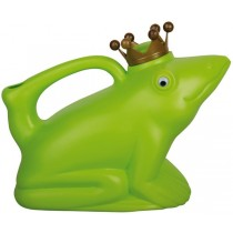 Esschert Design Wateringcan Frog king green | Trends & Vision