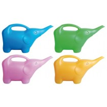 Esschert Design Wateringcan Elephant 4 colours assorted                                                      | Trends & Vision