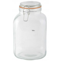 Esschert Design 3 liter flip top jar | Trends & Vision