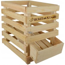 Esschert Design Wooden onion crate | Trends & Vision