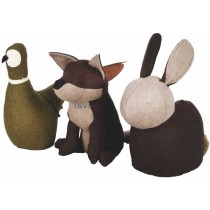 Esschert Design Doorstop wildlife animals ass. | Trends & Vision