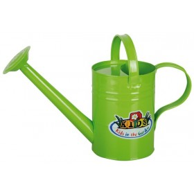 Kids Zinc Watering Can green